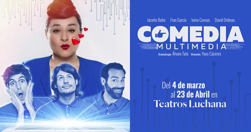 comedia multimedia
