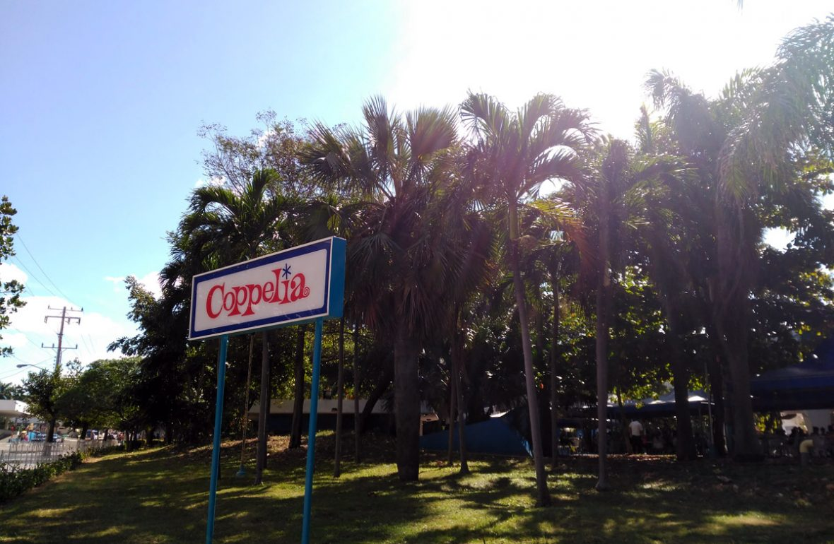 Coppelia en la Habana Cuba marycaves