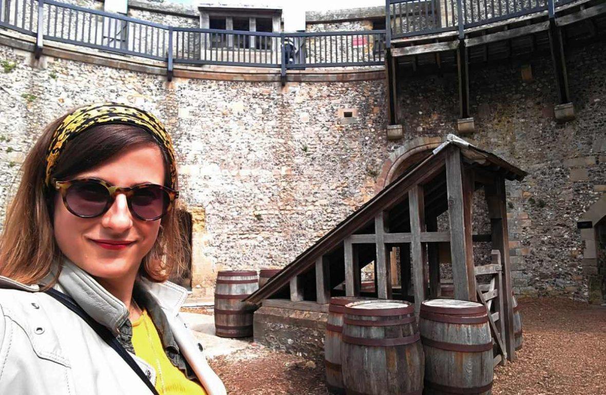 arundel castle - castillo de Arundel - mary cavees