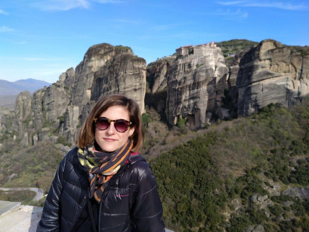 Mary Caves in Meteora Kalambaka Greece